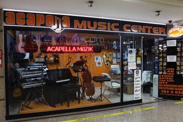 Acapella Müzik Batıkent Mağaza