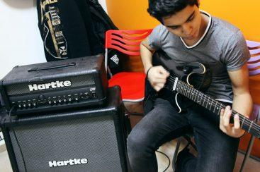 Ankara Elektro Gitar Dersi